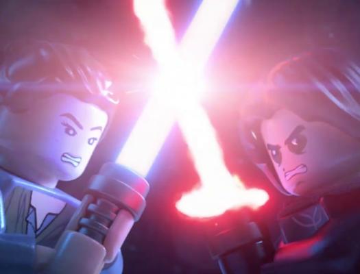 Lego Star Wars La saga de Skywalker