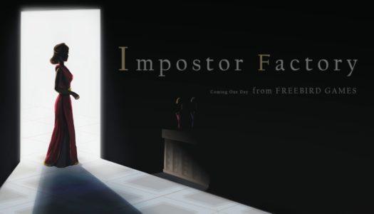 Impostor Factory es lo nuevo de Kan Gao: otra razón para emocionarse