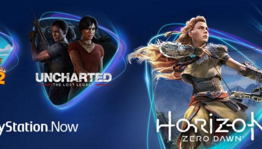 PlayStation Now presenta los títulos que incluirá en su catálogo en enero