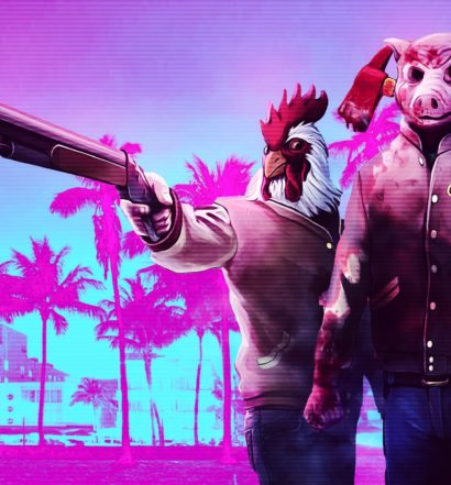 Hotline Miami Game Juice