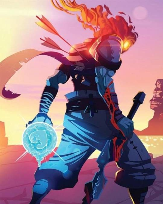Dead Cells rogue-like