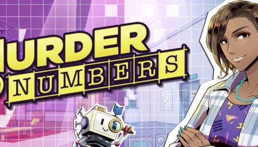 Murder by Numbers llegará para Switch y PC a principios de marzo