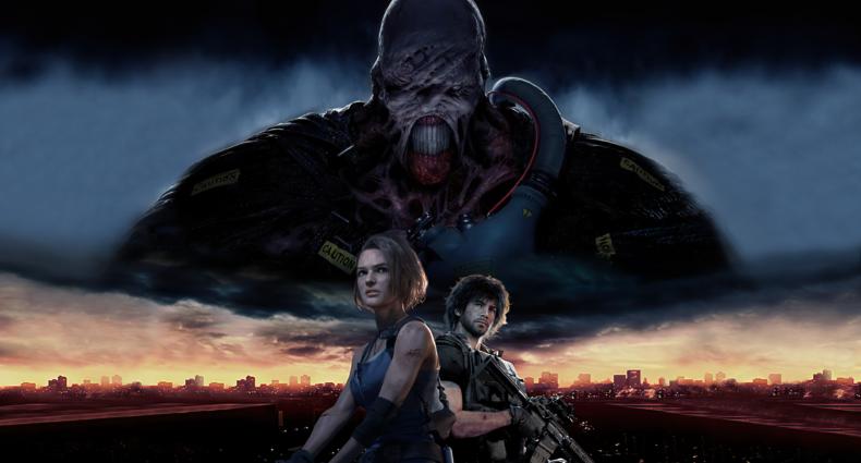 Resident Evil 3 Remake-Resident Evil 8