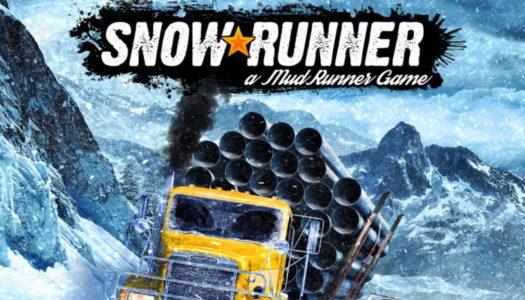 Snowrunner, secuela de Mudrunner, confirma su fecha de lanzamiento
