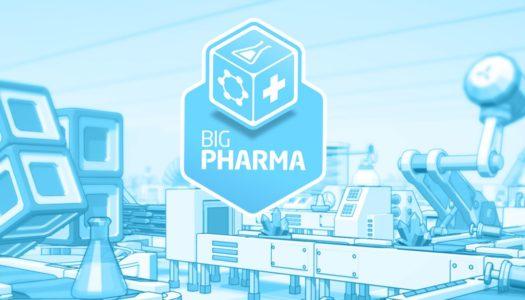 Big Pharma se lanzará en PlayStation 4 y Nintendo Switch