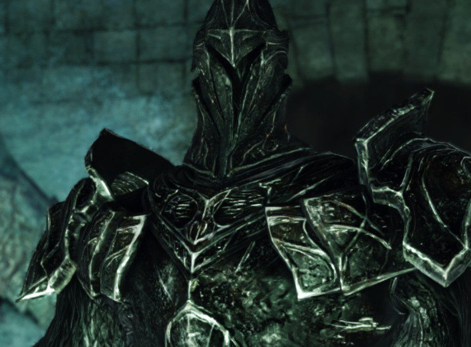 Dark Souls 2 Fume Knight