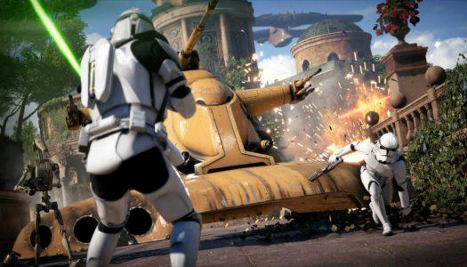 El (ya extinto) proyecto de Star Wars de Criterion y EA Vancouver
