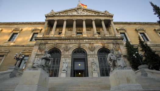 La Biblioteca Nacional de España almacenará videojuegos