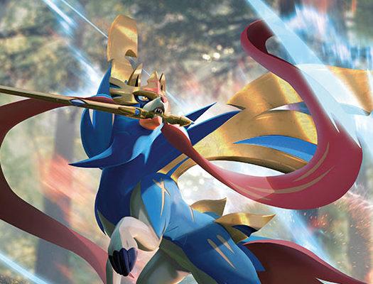 Pokémon Espada y Escudo JCC