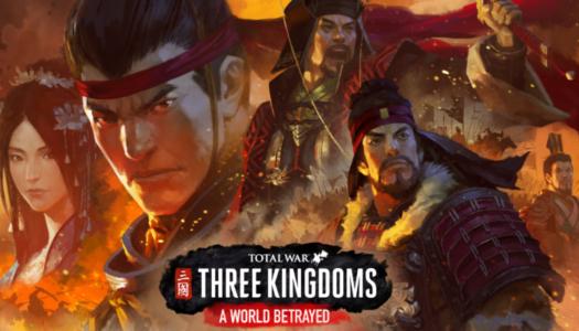 A World Betrayed llegará a Total War: Three Kingdoms el 19 de marzo