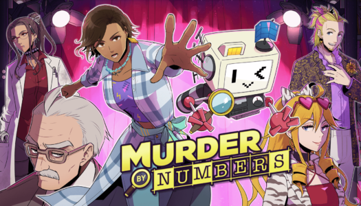 Murder By Numbers ya se encuentra disponible en Steam y Switch