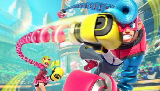 Nintendo, es el momento de revivir ARMS
