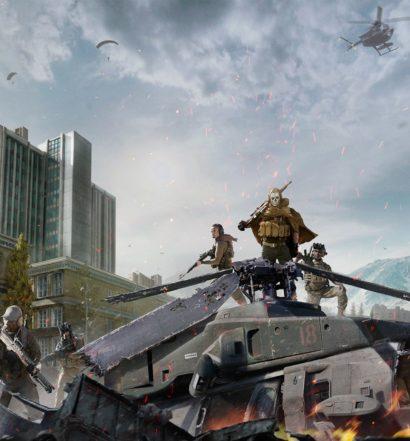 COD Warzone-Warzone