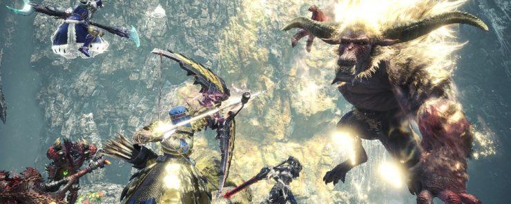Monster Hunter World Iceborne Furious Rajang Gameplay