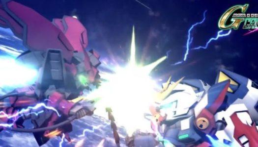 SD Gundam G Generation Cross Rays completa su pase de temporada