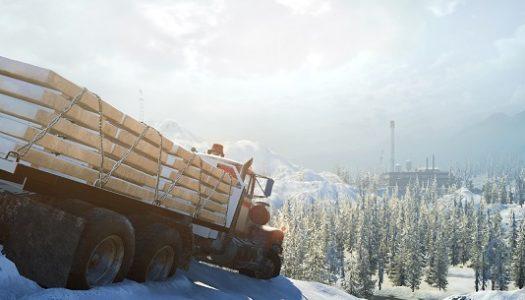 SnowRunner se lanzará el 28 de abril en consolas y PC