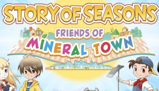 Story of Seasons: Friends of Mineral Town llegará el 10 de julio a Switch