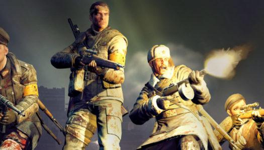 Zombie Army Trilogy llegará a Nintendo Switch el 31 de marzo