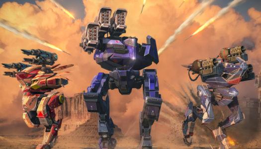 War Robots Remastered será lanzado en el otoño de 2020.