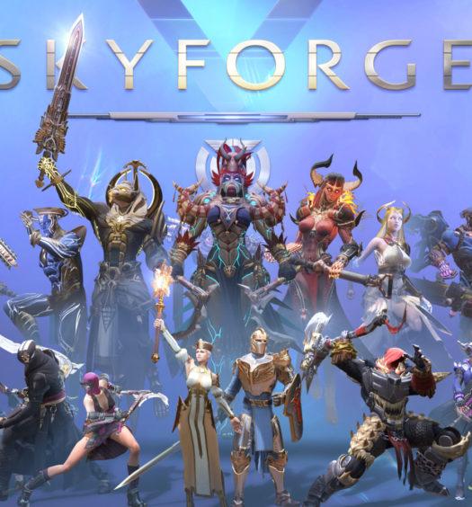 Skyforge V Aniversario-UH