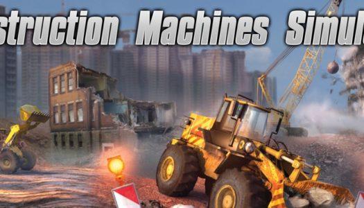 Meridiem Games anuncia Construction Machines Simulator para Switch