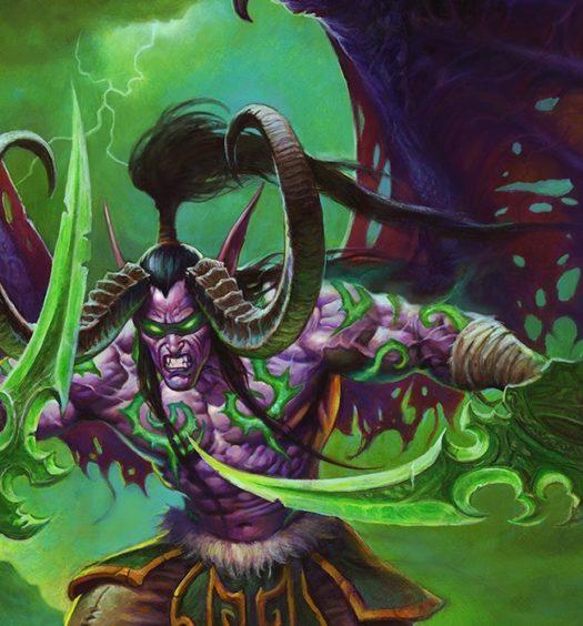 Illidian-Cazador de Demonios