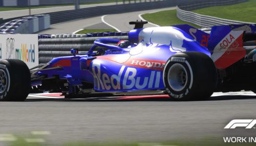 La competición real de la F1 se traslada al circuito virtual