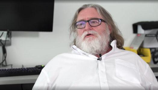 Gabe Newell y el futuro de los juegos para un jugador