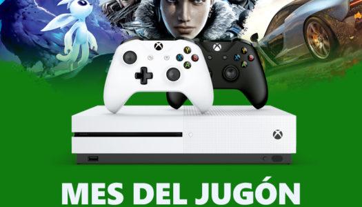 """Xbox España celebra el """"Mes del Jugón"""" con numerosas promociones"""