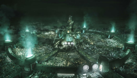 Final Fantasy VII Remake y la Midgar más real