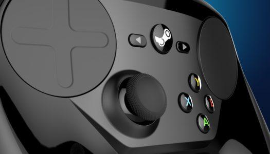Valve patenta un nuevo y accesible Steam Controller
