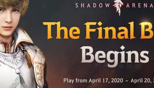 Pearl Abyss da inicio a la Beta final de Shadow Arena