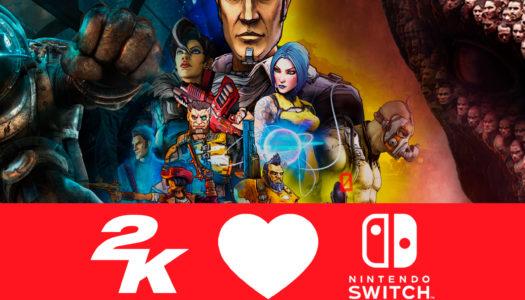 BioShock, XCOM 2 y Borderlands aterrizan en Switch
