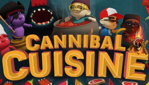 Cannibal Cuisine ya está disponible en Nintendo Switch y Steam