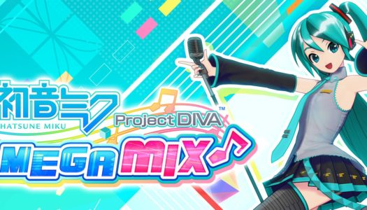 Hatsune Miku: Project DIVA Mega Mix llega a Nintendo Switch