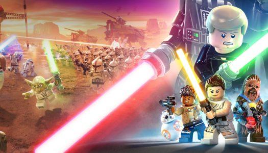 Desvelado el key art oficial de LEGO Star Wars: La Saga Skywalker