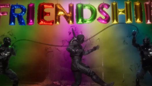 Mortal Kombat 11 presenta un tráiler con sus Friendships