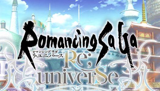 Romancing SaGa Re;univerSe ya tiene abierto su prerregistro en móviles