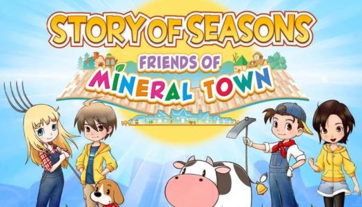 Story of Seasons: Friends of Mineral Town ya puede reservarse en tiendas