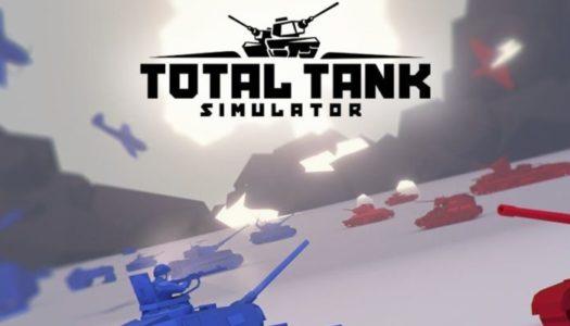 Total Tank Simulator suma aún más tanques con su DLC de Italia