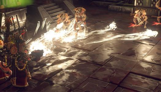Warhammer 40,000: Mechanicus llegará en julio a consolas