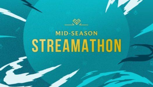 League of Legends tendrá un Streamathon para luchar contra el COVID-19