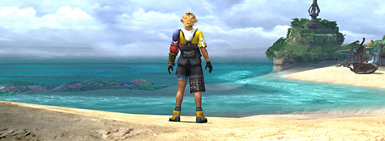 final fantasy x playa
