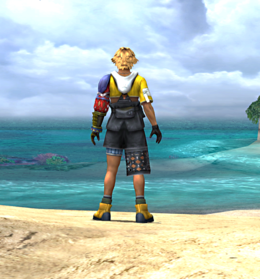 final fantasy x playa