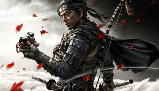 Ghost of Tsushima ya está disponible