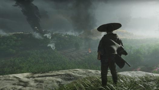 Limpiar la sangre de la katana en Ghost of Tsushima, y el juego después