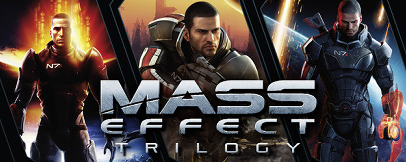 Mass Effect Trilogy Remastered