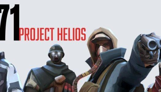Ya disponible en formato físico 1917 Project Helios