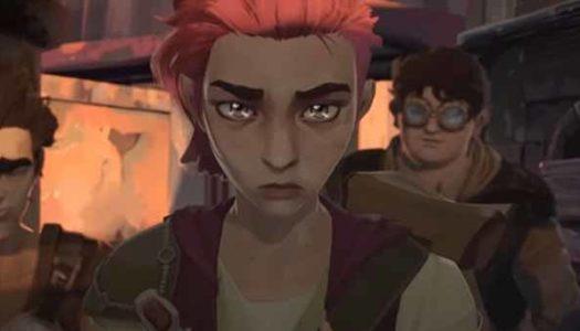 Arcane, la serie animada de Riot Games, se retrasa hasta 2021