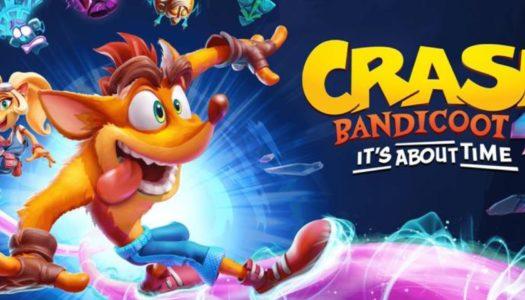 Crash Bandicoot y el chef Paco Ronchero le dan vida a las frutas Wumpa